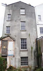Listed Town House, Exeter